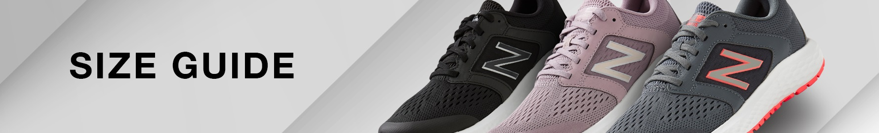 New Balance Size Guide