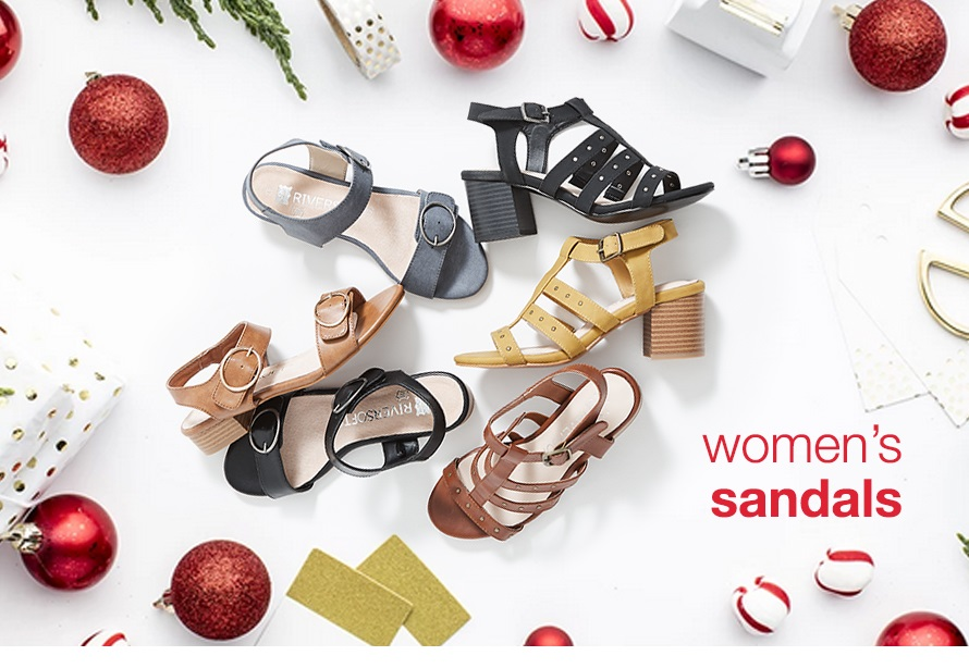 Shop women's sandles