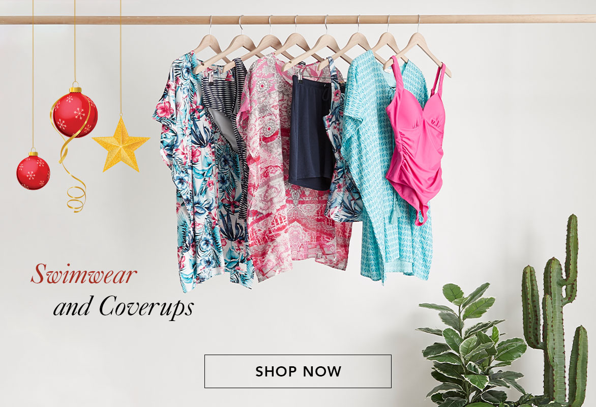Shop Swimwear and Coverups