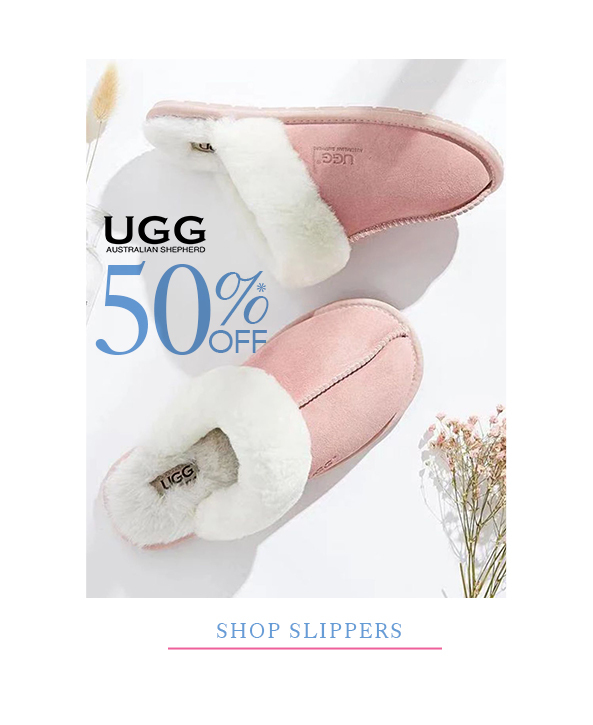 Shop Uggs and Slippers