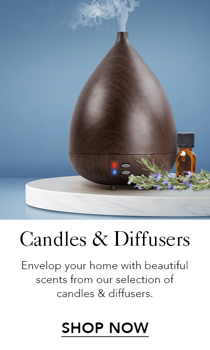 Shop Candles & Diffusers