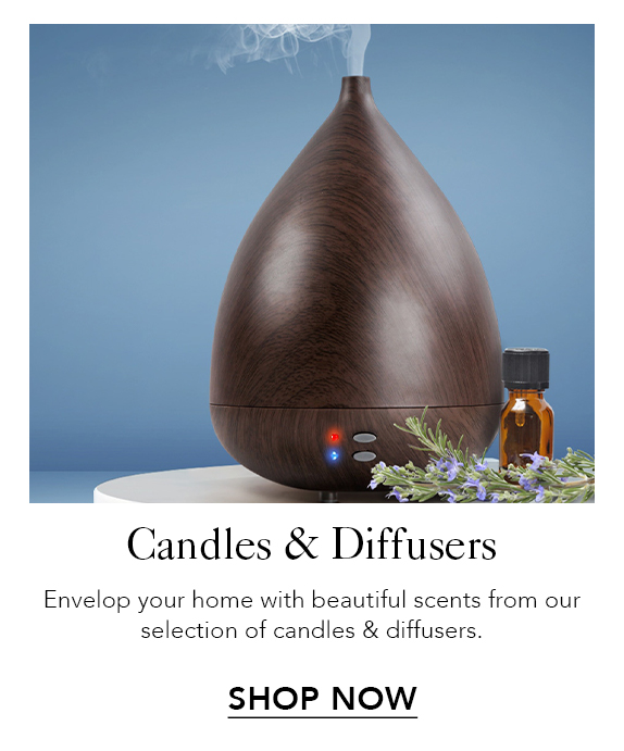 Shop Candles & Diffusers at Millers