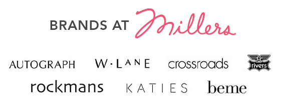 Brands at Millers