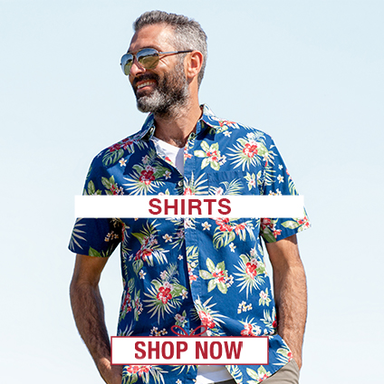 Gift Ideas for Him: Shirts