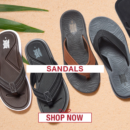 Gift Ideas for Him: Sandals