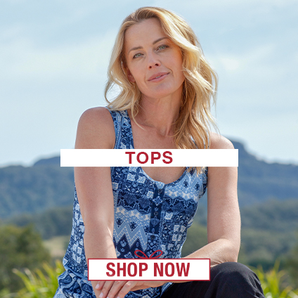 Gift Ideas for Her: Tops