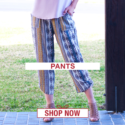 Gift Ideas for Her: Pants