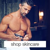 Shop men's Skincare