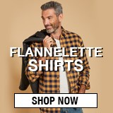 Shop Flannelette Shirts