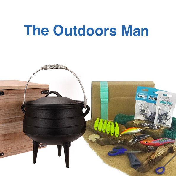 The Outdoors Man