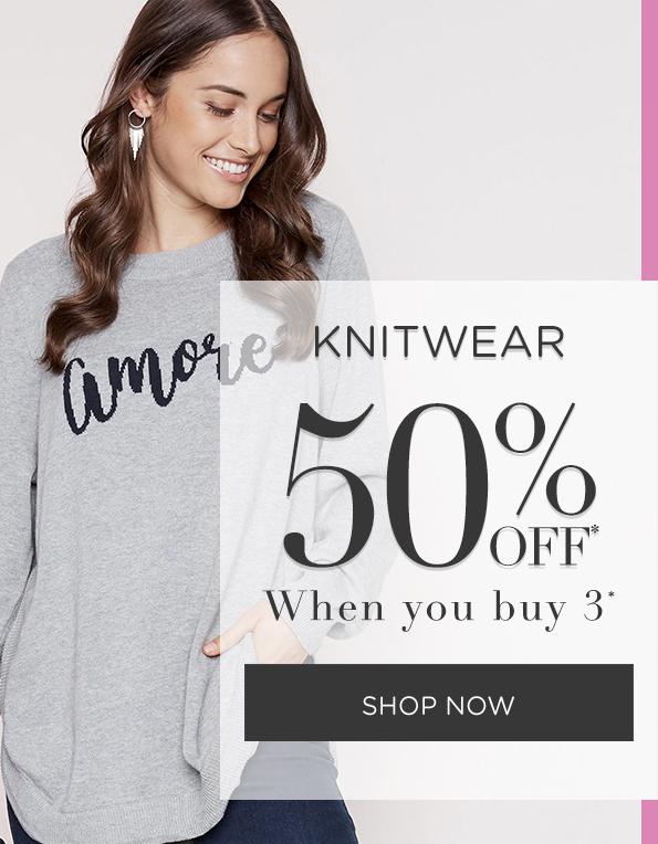 Shop Knitwear at Katies