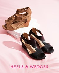 Shop Heels & Wedges