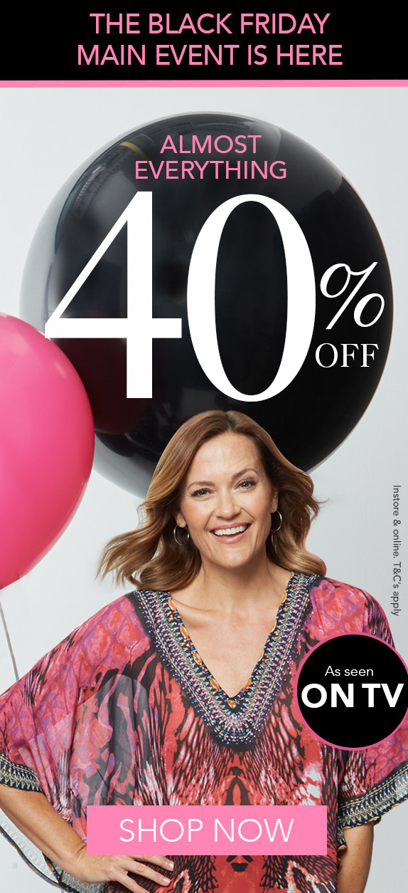 Shop 40% off Almost Everything