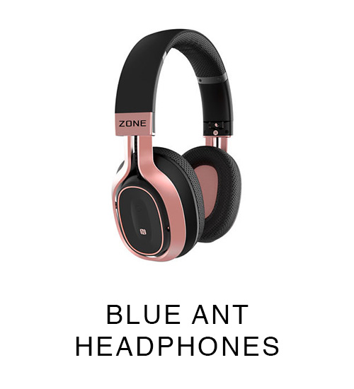 Blue Ant Headphones