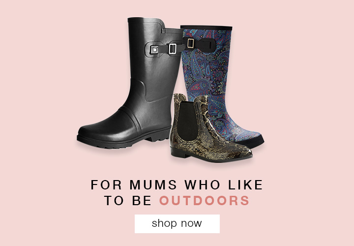 Shop Mums who love to be outdoors at Rivers