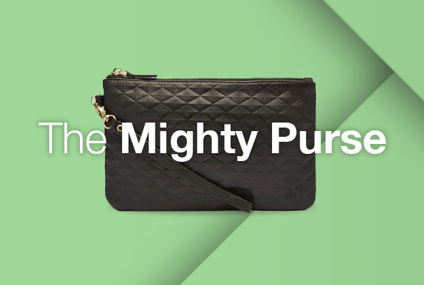The Mighty Purse - Phone Charger