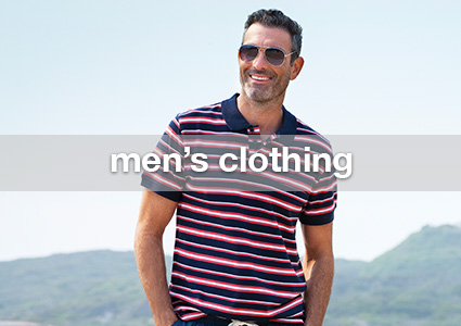 All Men's Clothing