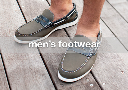 All Men's Footwear